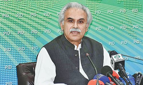 Measures being taken to counter coronavirus: Zafar Mirza