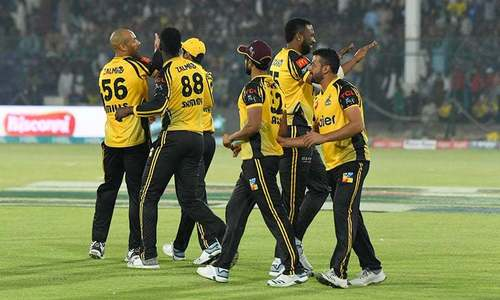 Zalmi-Qalandars clash under rain threat