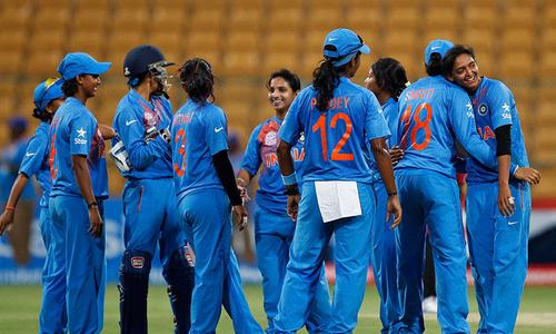 India pip NZ to reach semis as Australia edge closer in T20 women's World Cup