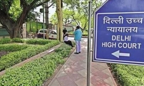 Judge transferred after calling for probe against BJP leaders in Delhi