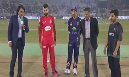 Karachi Kings win toss; opt to field first in PSL clash against Multan Sultans
