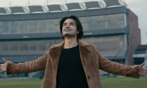 Petitioner asks Lahore court to restrain Ali Zafar from releasing new song until PSL ends