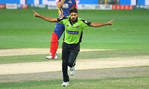 PSL 2020: Lahore Qalanders' Haris Rauf injured, ruled out for next couple of matches