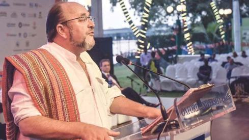 Renowned historian William Dalrymple kicks off 11th Karachi Literature Festival