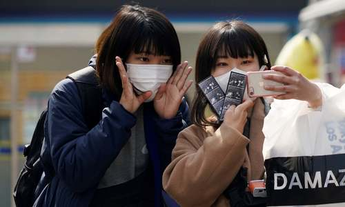 South Korea coronavirus cases surge as WHO sounds maximum alert