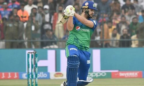 Rossouw hits fastest-ever PSL ton as Multan Sultans trounce Quetta Gladiators by 30 runs