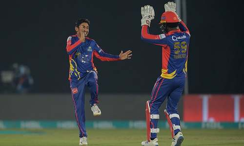 Karachi Kings rout Islamabad United by 5 wickets in PSL match