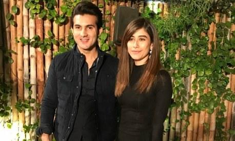 Shahroz Sabzwari and Syra Yousuf announce ending their marriage