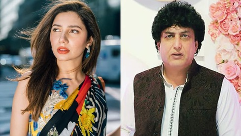 Mahira Khan calls out Khalil Ur Rehman Qamar for his blatant misogyny