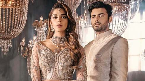 Fawad Khan and Sanam Saeed are reuniting, this time for a movie