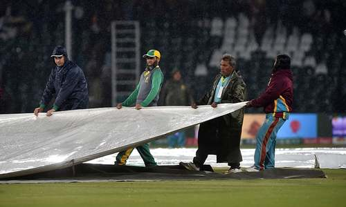 PSL match between Multan Sultans and Karachi Kings abandoned due to rain