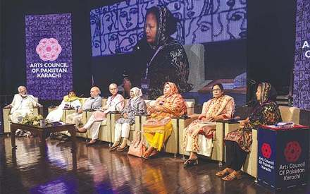 Home-based women workers address their issues at First Women Conference