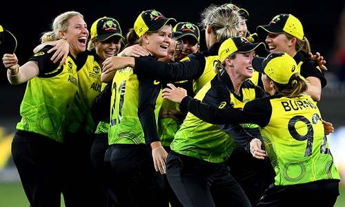 Dominant Australia crush India to win fifth women's T20 World Cup
