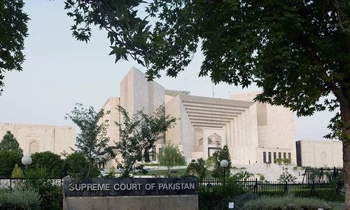 SC rejects govt plea to stay PHC hearing against military court verdicts
