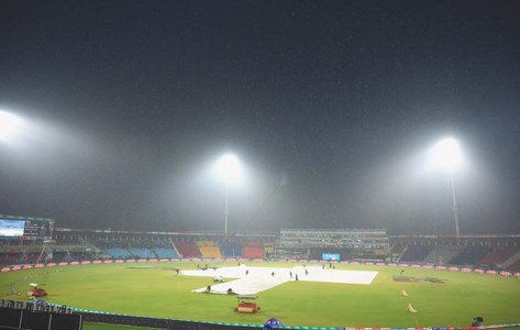 Rain severely dents Quetta Gladiators' chances to make play-offs