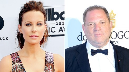 Kate Beckinsale shares a shocking account of Harvey Weinstein's abuse