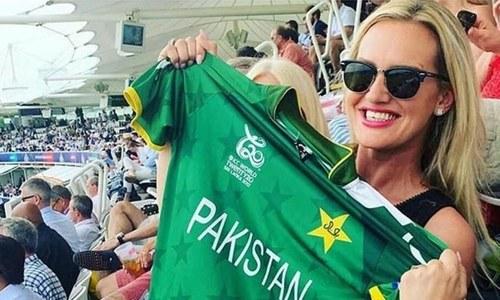شنیرا اکرم پاکستانیوں کی 'بھابھی' بن کر بےحد خوش