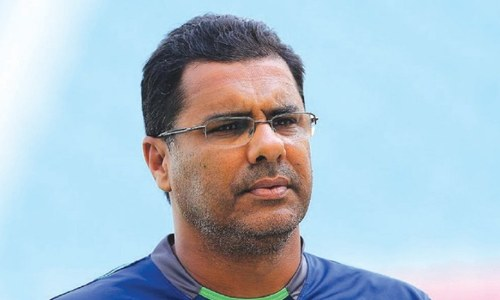 Entire PSL a big hit despite corona disruption, says Waqar