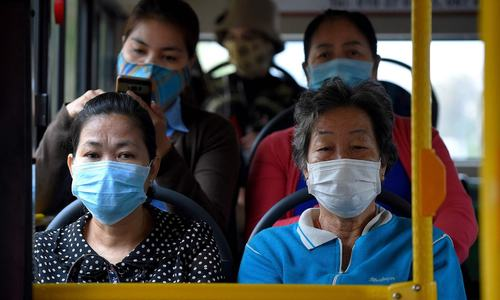 Pollution may increase mortality from coronavirus, say experts