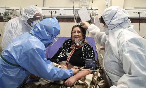 Coronavirus could kill 'millions' in Iran, warns Islamic Republic