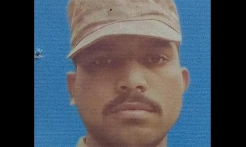20-year-old soldier martyred while responding to 'unprovoked' LoC violation by Indian army: ISPR