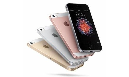 ایپل کی جانب سے 2 سستے آئی فونز متعارف کرائے جانے کا امکان