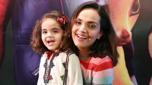 For kids stuck at home, Aamina Sheikh encourages story time in Urdu