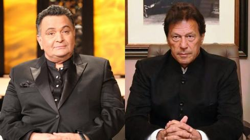Rishi Kapoor has some advice for Imran Khan regarding Covid-19 pandemic