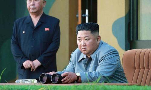 North Korea missile fire 'inapproriate' amid coronavirus, says South Korea