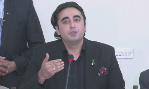 Bilawal calls for lockdown, multiparty conference on Covid-19