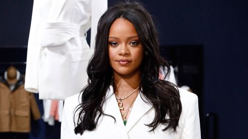 Rihanna donates $5 million to Covid-19 relief efforts