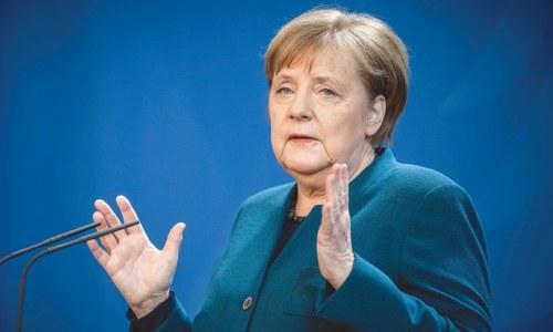 German Chancellor Angela Merkel in quarantine after meeting infected doctor