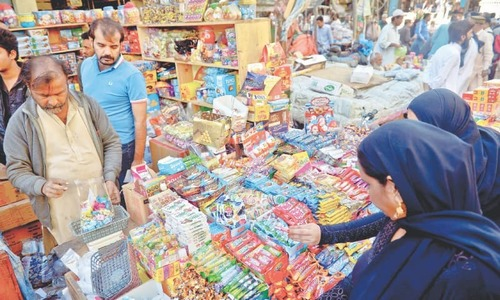 Sufficient stocks of food items available, says minister