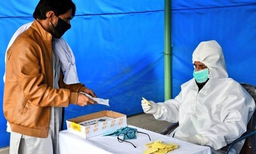 First death from local virus transmission in Pakistan