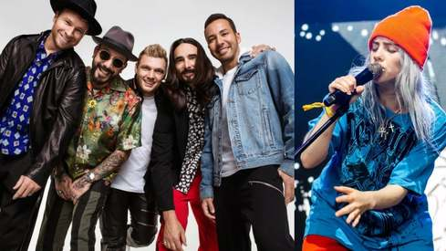 Backstreet Boys, Billie Eilish and more are having an online fundraiser to fight Covid-19