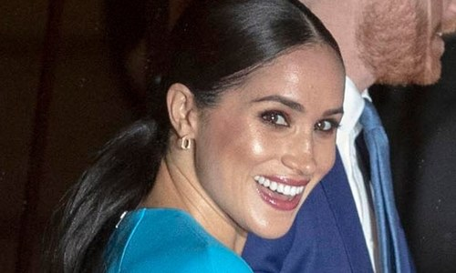Meghan Markle will make her Hollywood comeback with a Disney documentary