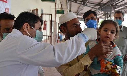 پنجاب میں کورونا کیسز کی تعداد سندھ سے زائد، 5 افراد جاں بحق