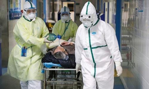 امریکا میں وائرس متاثرین ایک لاکھ 4 ہزار سے زائد، اٹلی میں اموات 9 ہزار 134 ہوگئیں