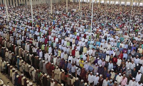 حیدرآباد: تبلیغی جماعت کاعلاقائی مرکز قرنطینہ قرار، 210 اراکین موجود