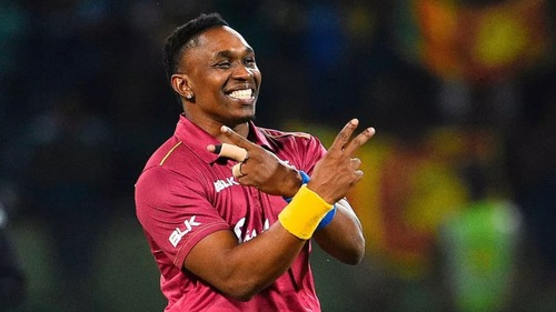 Did you catch DJ Bravo's song about the coronavirus?