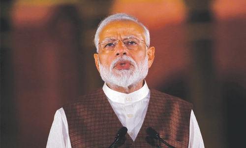Modi apologises to Indians for 21-day lockdown hardships