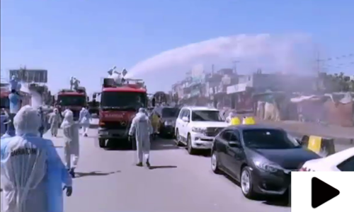 اسلام آباد میں بہارہ کہو، کورونا وائرس کی وبا کا مرکز بن گیا