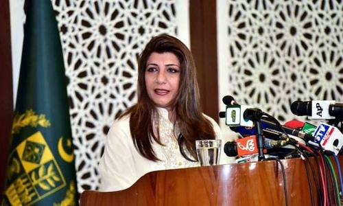 Pakistan concerned over curbs in held Kashmir despite virus