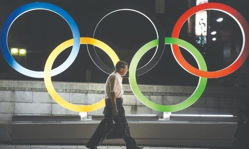 Signs suggest delayed Tokyo Olympics to open in July 2021