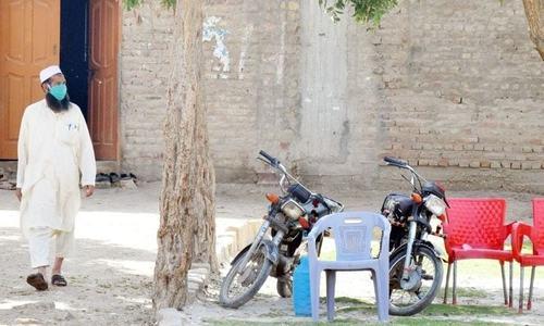 سندھ میں تبلیغی جماعت کے اراکین کی موجودگی پر حکام پریشان