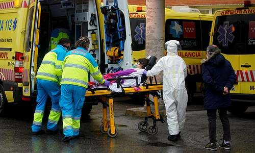 Spain's coronavirus cases rise to over 85,000, overtake China