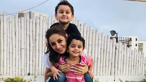 Sarwat Gilani's art classes on Instagram are helping moms pass time in lockdown