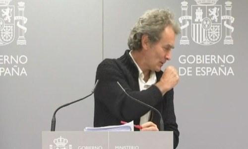 اسپین کی ایمرجنسی ہیلتھ کمیشن کا سربراہ بھی کورونا کا شکار