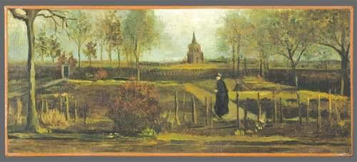 Van Gogh painting stolen from Dutch museum during shutdown