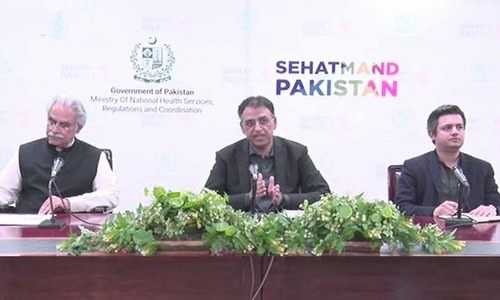 Important to strike balance between preventing spread of Covid-19 and keep economy running: Asad Umar